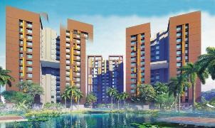 2 Bhk Apartment For In Merlin Urvan International Airport Dum Jessore Road What S Near By