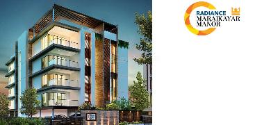3 BHK Flats in Sterling Road, Chennai - 3 BHK Flats