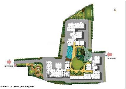 Buy 4 BHK Flat/Apartment in Merlin Elements Mahavirtala