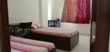 PG in Bengali Square, Indore - Boys & Girls PG Accommodation in