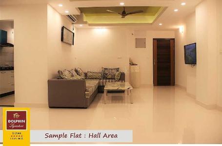 Buy 3 BHK Flat/Apartment in Dolphin Signature Jyoti Nagar