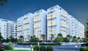 2 BHK Flats for Sale in Sun City, Hyderabad