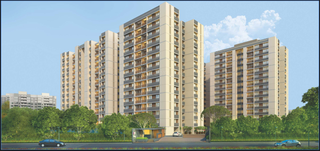 Buy 3 BHK Flat/Apartment in Sheetal Westpark Residency